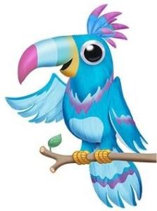 parrot_clipart