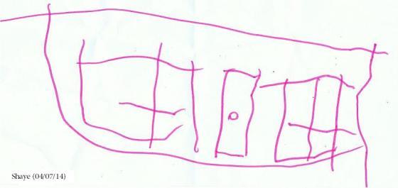 Shaye's drawing_house