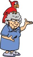 grandma_clipart