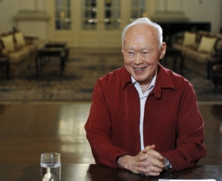 Lee Kuan Yew (1923 - 2015) First Prime Minister of Singapore