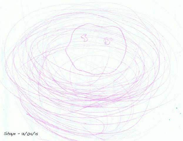 Shaye's funny drawings 12