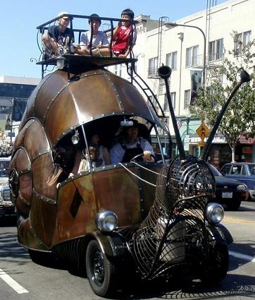 snail car-2