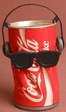 cool coke can