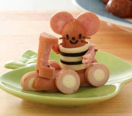 hamster sausage