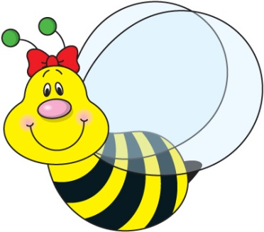 bumble bee clipart