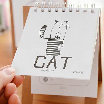 cute-desk-calendar