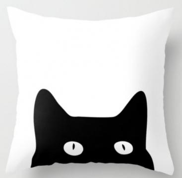 funny-cat-pillow