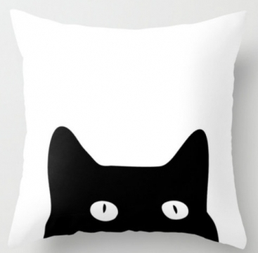 funny-cat-pillow