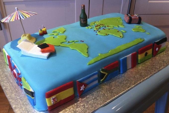 world cake 1