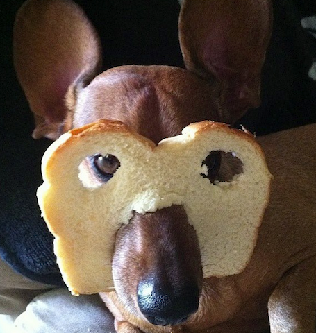 bread mask