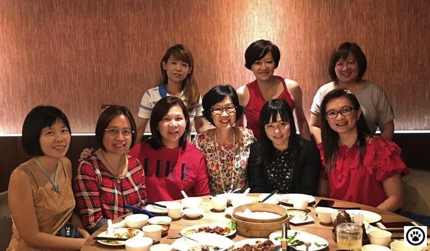 CNY2018 with friends