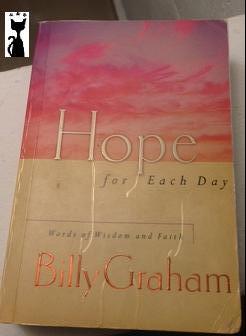 hope for each day - billy graham