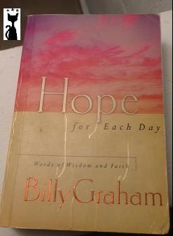 hope for each day - billy graham