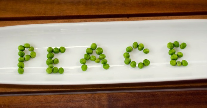 peas peace