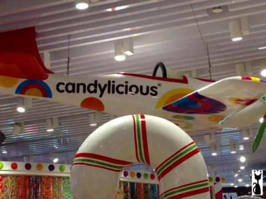 candylicious plane
