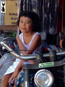 Shaye on Harley-2
