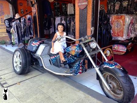 shaye with Harley