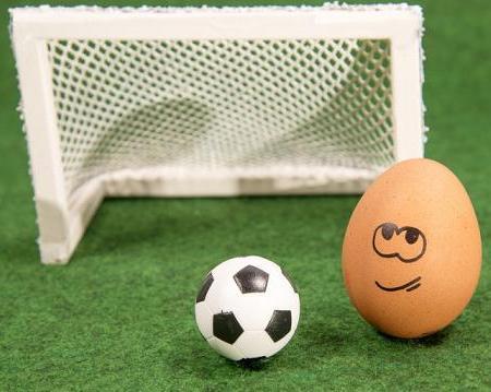 football eggspert