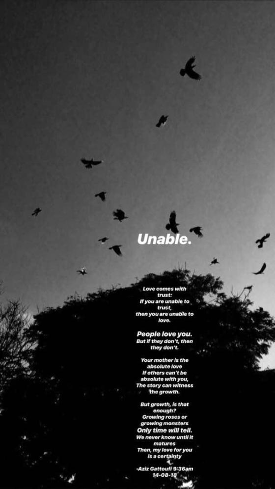 Unable - Aziz Gattoufi