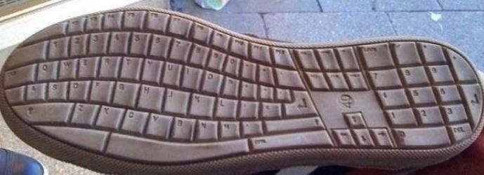sole keyboard