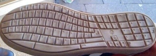 sole keyboard
