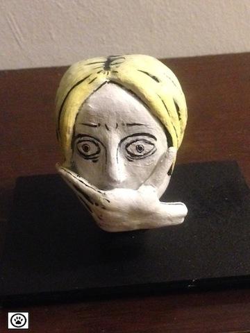 sydelle's sculpture