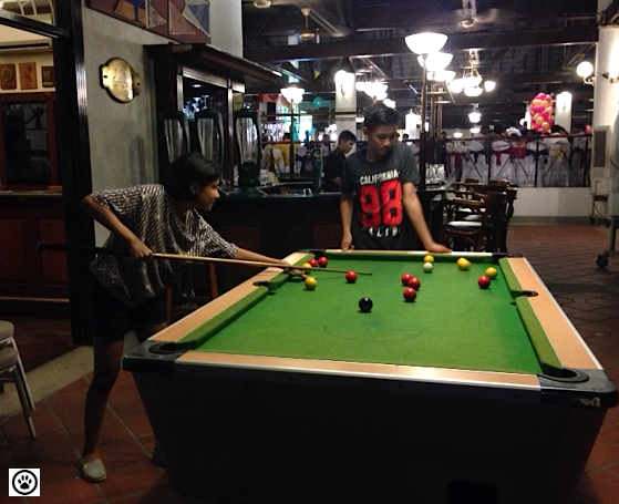 snooker time -3