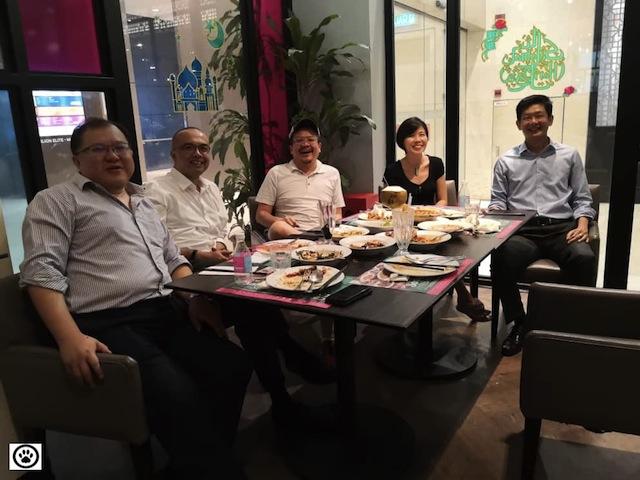 ex-colleagues