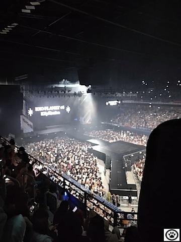 exo at axiata arena