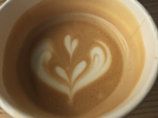 latte with love