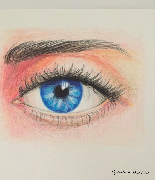 the eye by sydelle